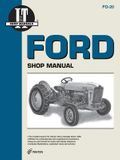 Ford Shop Manual Series 501 600 601 700 701 +