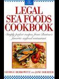 Legal Seafood Cookbook