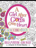 A Girl After God's Own Heart(r) Coloring Book