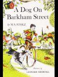 A Dog on Barkham Street