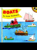 Boats (Picture Puffin Books)