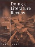 Doing a Literature Review: Releasing the Social Science Research Imagination
