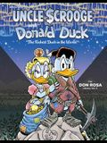 Walt Disney Uncle Scrooge and Donald Duck: the Richest Duck in the World: The Don Rosa Library Vol. 5