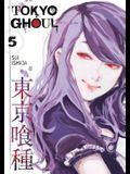 Tokyo Ghoul, Vol. 5, Volume 5