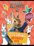 Peter Rabbit 2 Coloring Activity Book: Peter Rabbit 2: The Runaway
