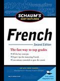 Schaum's Easy Outlines: French