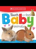 Touch and Feel Baby Animals: Scholastic Early Learners (Touch and Feel)