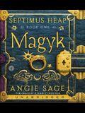 Septimus Heap, Book One: Magyk CD