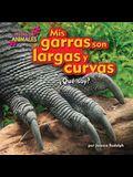 MIS Garras Son Largas y Curvas (Claws)