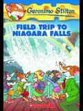 Field Trip to Niagara Falls (Geronimo Stilton #24), 24