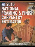 National Framing & Finish Carpentry Estimator [With CDROM]