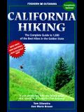 Foghorn California Hiking: The Complete Guide to 1,000 of the Best Hikes in the Golden State