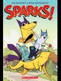 Sparks! (Sparks #1), 1