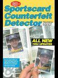 Sportscard Counterfeit Detector