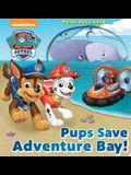 Nickelodeon Paw Patrol: Pups Save Adventure Bay!