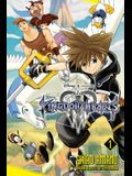 Kingdom Hearts III, Vol. 1 (Manga)