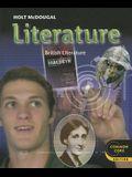 Holt McDougal Literature, Grade 12: Student Edition