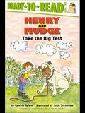 Henry And Mudge Take The Big Test: Ready-To-Read Level 2 (Paper)