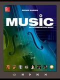 Connect 1-Semester Access Card for Music, Brief