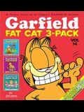 Garfield Fat Cat 3-Pack, Vol. 14