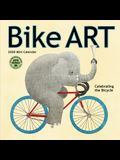 Bike Art 2020 Mini Calendar: Celebrating the Bicycle
