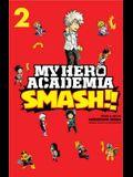 My Hero Academia: Smash!!, Vol. 2, Volume 2