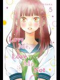 Love Me, Love Me Not, Vol. 5, Volume 5