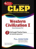 CLEP Western Civilization I The Best Test Preparation for the CLEP Western Civilization I (REA)