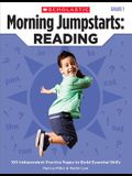 Morning Jumpstarts: Reading: Grade 1: 100 Independent Practice Pages to Build Essential Skills