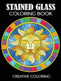 Stained Glass Coloring Book: Beautiful Intricate Designs