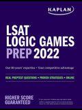 LSAT Logic Games Prep 2022-2023