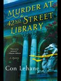 Murder at the 42nd Street Library: A Mystery (Thomas Dunne Book)