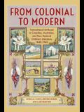 From Colonial to Modern: Transnational Girlhood in Canadian, Australian, and New Zealand Literature, 1840-1940