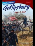 You Are There! Gettysburg, July 1-3, 1863 (Grade 8)