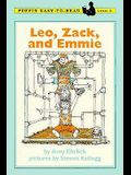 Leo, Zack, and Emmie: Level 3