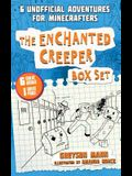 The Enchanted Creeper Box Set: Six Unofficial Adventures for Minecrafters!