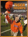 Tiger Triumph: Auburn's Unforgettable 2004 Championship Season