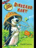 Max Spaniel Dinosaur Hunt