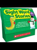 Sight Word Stories: Level C (Classroom Set): A Big Collection of Easy Books That Jumpstart Reading Success