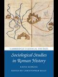 Sociological Studies in Roman History