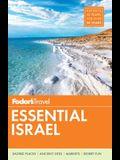Fodor's Essential Israel