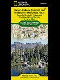 Carson-Iceberg, Emigrant, and Mokelumne Wilderness Areas [eldorado, Humboldt-Toiyabe, and Stanislaus National Forests]