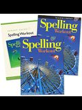 Spelling Workout Homeschool Bundle Level G Copyright 2002 [With Parent Guide and Teacher's Guide]