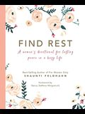 Find Rest: A Women's Devotional For Lasting P