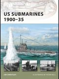 Us Submarines 1900-35