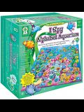 I Spy Alphabet Aquarium: Search the Aquarium for Fish with Uppercase Letters, Lowercase Letters, or Beginning Sounds [With 26 Fish-Shaped Game Cards a