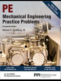 Ppi Mechanical Engineering Practice Problems, 14th Edition (Paperback) - Comprehensive Practice Guide for the Ncees Pe Mechanical Exam
