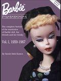 Barbie Doll Fashions 1959-1967