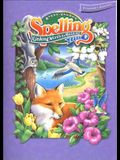 Steck-Vaughn Spelling: Teacher's Edition (Level 1) Linking Words to Meaning 2002