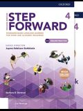 Step Forward Level 4 Student Book and Workbook Pack with Online Practice: Standards-Based Language Learning for Work and Academic Readiness